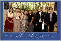 Oct. 21, Allan-Bianca Wedding