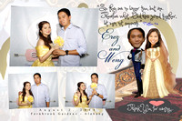 Aug. 02, Erez and Weng's Wedding