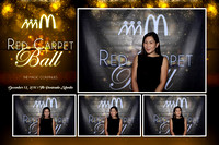 Dec. 12, Mc Donalds Red Carpet Ball