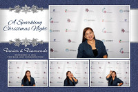 Dec. 14, A Sparkling Christmas Night Booth 3