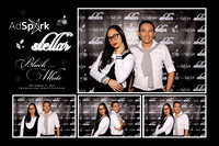 Dec. 15, AdSpark Stellar Black and White