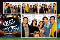 Dec. 16, Franchise Incorporated 8 Wild and Free Christmas Party