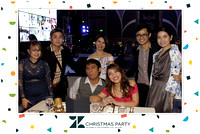 Dec. 16, Zendesk Christmas Party