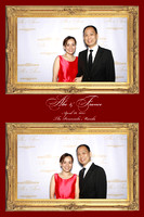 April 26, Abe and France Wedding