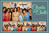 June 21, Charles and Chelle's Wedding