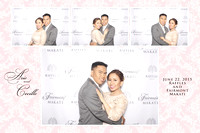 June 22, Aric and Cecille's Wedding
