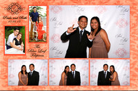 Oct. 25, Paulo and Beth's Wedding