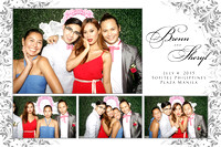 July 04, Brenn D Bayan and Sheryll Torres Wedding