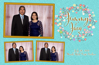 July 26, Jimmy & Jacq's Wedding