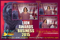 July 30, Lion Awards for Bussiness 2015