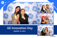 GE Innovation Day booth 1