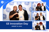 GE Innovation Day booth 2