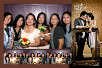 Wedding of Joash and Mathel