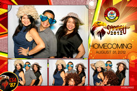 Colegio San Agustin HOMECOMING 2012