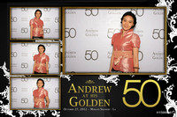 Andrew at His Golden 50