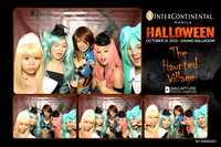 Intercontinental Manila Halloween Party