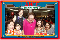 Lances 7th Birthday