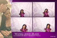 Weng and Mari's Wedding
