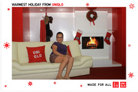 Warmest Holiday From UNIQLO - Day 1