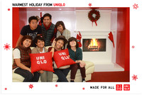 Warmest Holiday From UNIQLO - Day 2