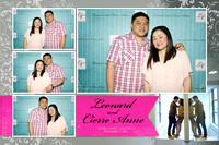 Leonard and Cierre Anne's Wedding