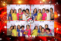 Jollibee - CHANNEL Unleash the Music in You Booth 1