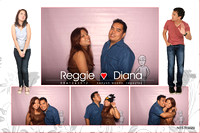 Reggie and Diana's Wedding