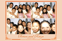 Brian and Raiza's Wedding