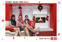 Warmest Holiday From UNIQLO - Day 3