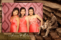 Ian and Elaine's Wedding Booth 2