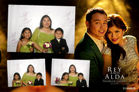 Rey and Alda's Wedding