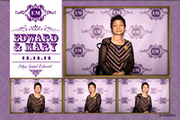 Edward and Mary's Wedding