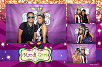 SPEX MardiGras Christmas Party Booth 2