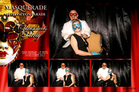 MASQUERADE 18 Phases on Parade Christmas Party