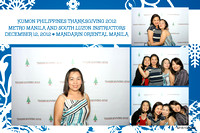Kumon Philippines Thanks Giving 2012