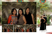 Paul and Young's Wedding