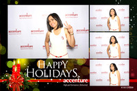 Happy Holidays Accenture