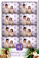 Johnard and Janice Wedding