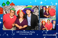 CITIBank HR Christmas Party