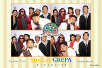 Sun Life GREPA Financial Christmas Party