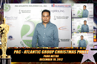 PAC Atlantic Group Christmas Party