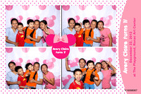 Avery Claire Turn 1