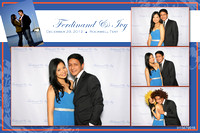 Ferdinand and Ivy's Wedding