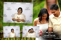 Alvin and Jeneveve's Wedding