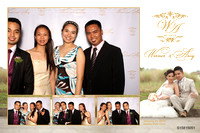 Werner and Aroy's Wedding