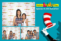 Holcim Kids Day Booth 2