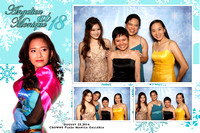 Aug. 23, Angelica Duque's 18th Birthday