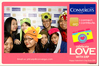 Convergys Alabang 1 - Celebrate LOVE with ERP