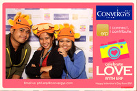 Convergys Alabang 2 - Celebrate LOVE with ERP