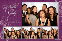 March 02, Nikki and Gaby's Wedding